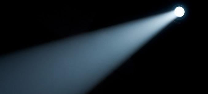 Single Spotlight Stagelight