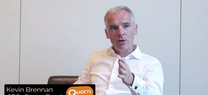 Kevin Brennan, Quorn