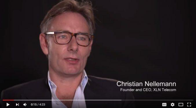 Christian Mellemann, XLN Telecom