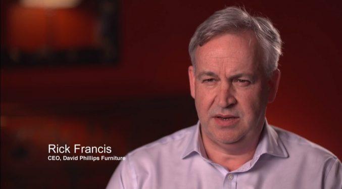 transformation programme - Rick Francis